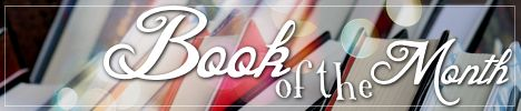 book of the month generic banner