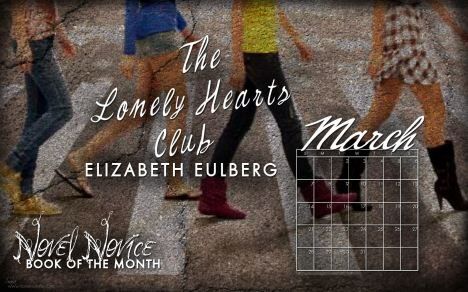 The Lonely Hearts Club March 2010 Desktop Wallpaper Novel Novice