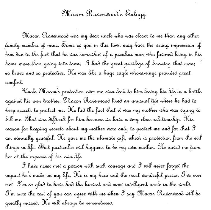 Eulogy for a mother sample and eulogy examples for Eulogy template for a friend