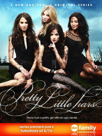 Pretty Little Liars Online Dublado e Legendado