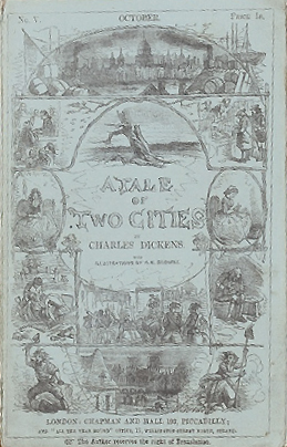 an analysis of social structures in a tale of two cities by charles dickens Our quantitative analysis is  their structure and historical development caused by geographical and social  1charles dickens a tale of two cities.
