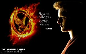 Cato Hunger Games