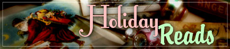 holiday reads banner