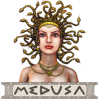 A Mediterranean Medusa | Sardinia, Italy (1/3)