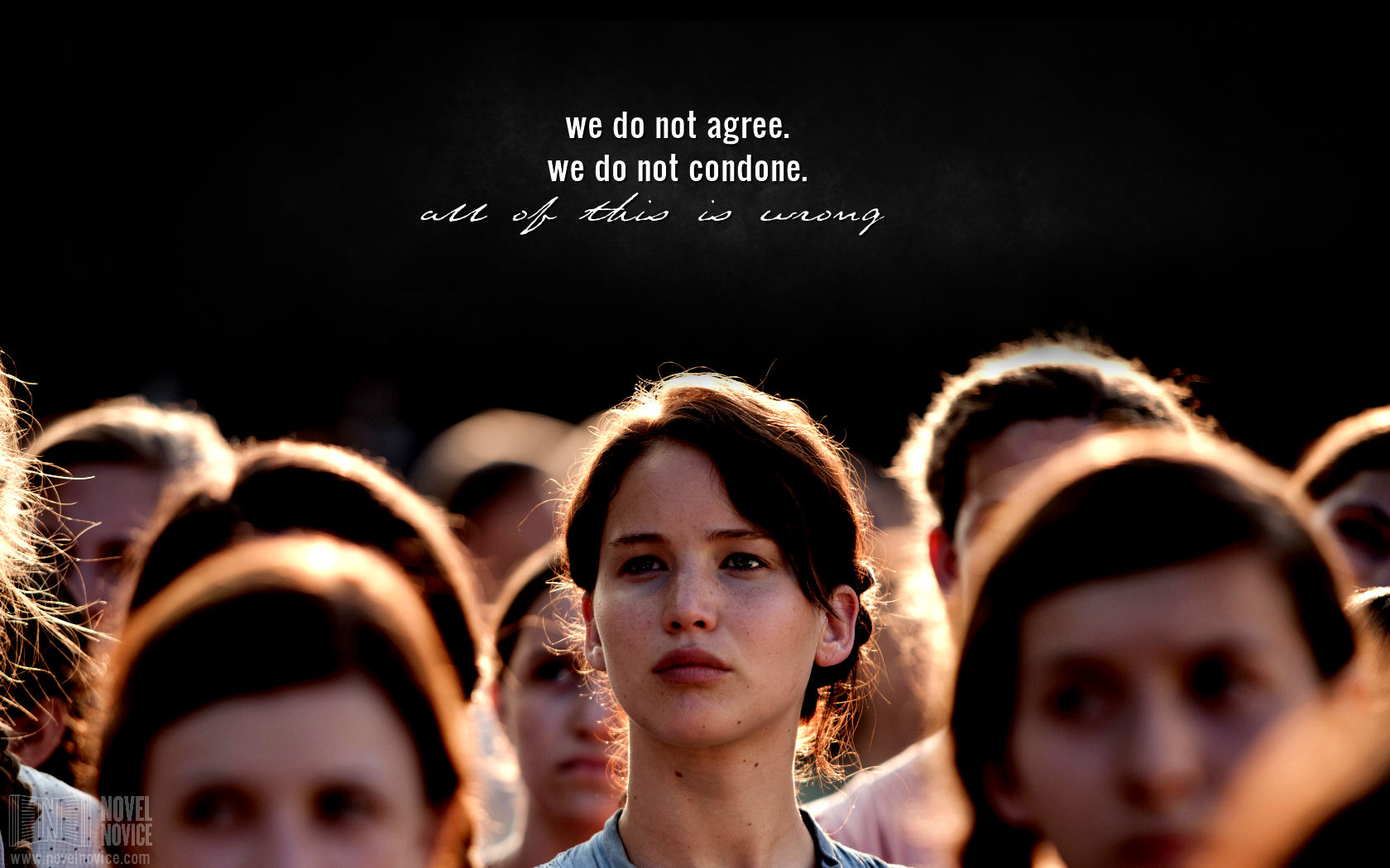 The Hunger Games Movie Desktop Wallpapers Part 2 - Novel Novice