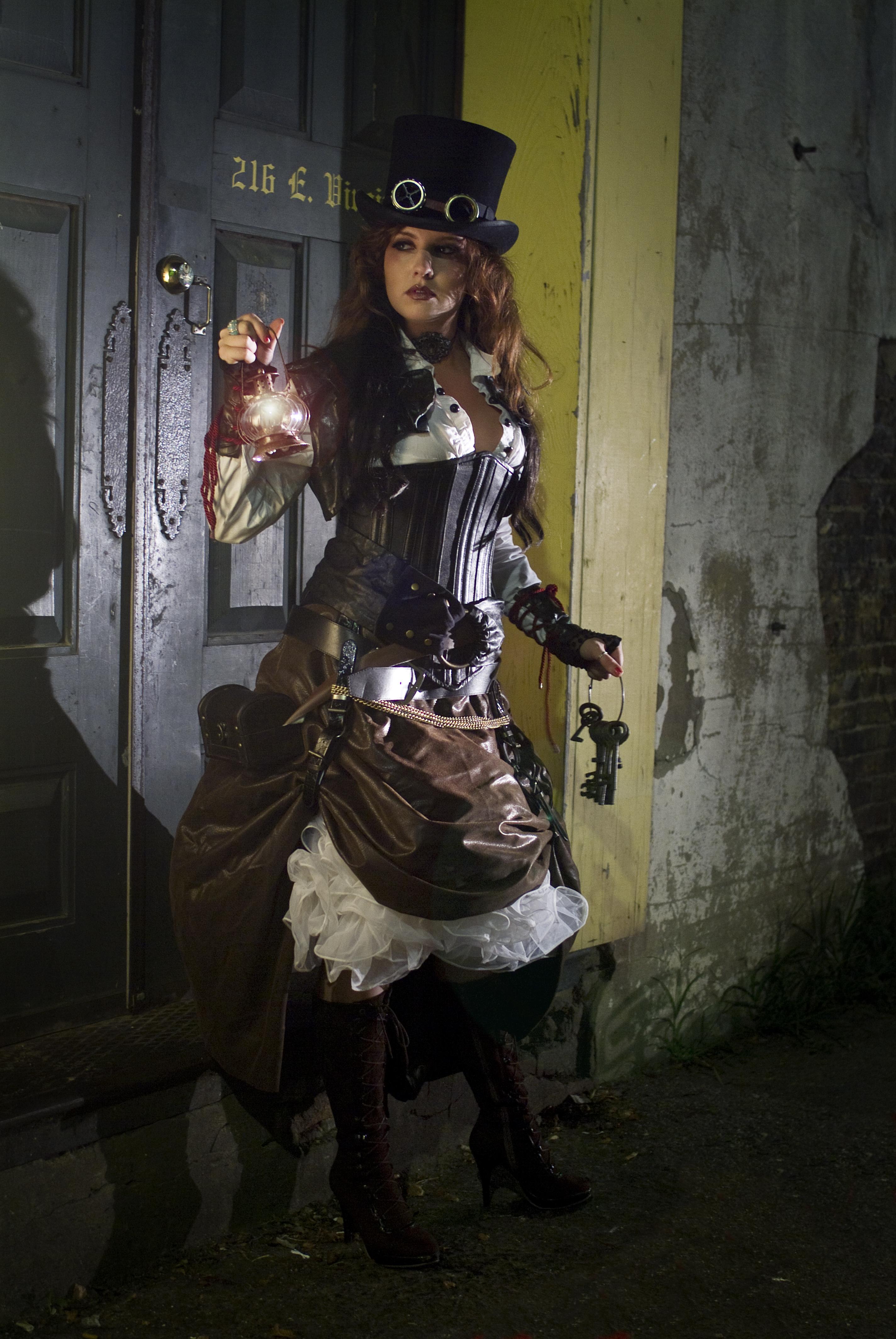 Innocent Darkness Steampunk Style Guide | Novel Novice