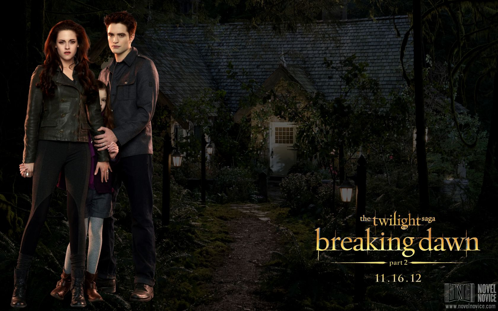 The Twilight Saga: Breaking Dawn - Part 2 Desktop Wallpapers - Novel ...
