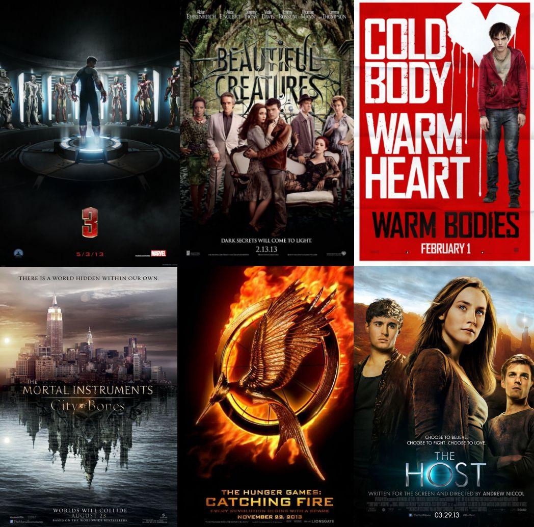 Top 20 Filme 2013