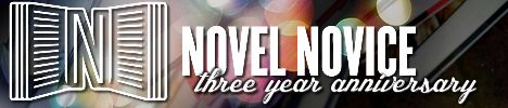 novel novice three year anniversary banner