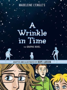 Wrinkle in Time graphic novel