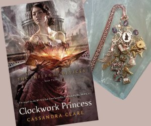 clockwork princess tour prizes