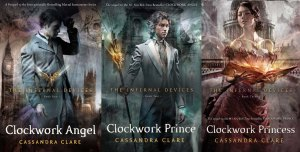 infernal devices trilogy