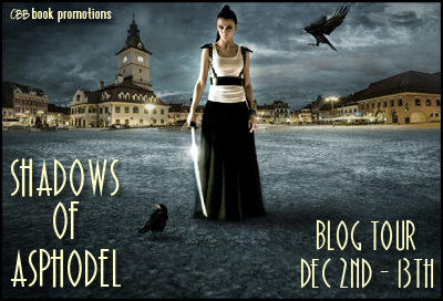 shadows of asphodel blog tour