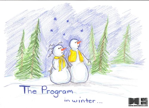 The Program snowmen