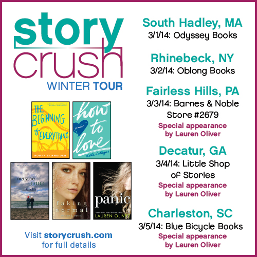 story crush tour