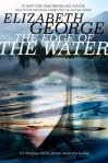 edge of the water, the