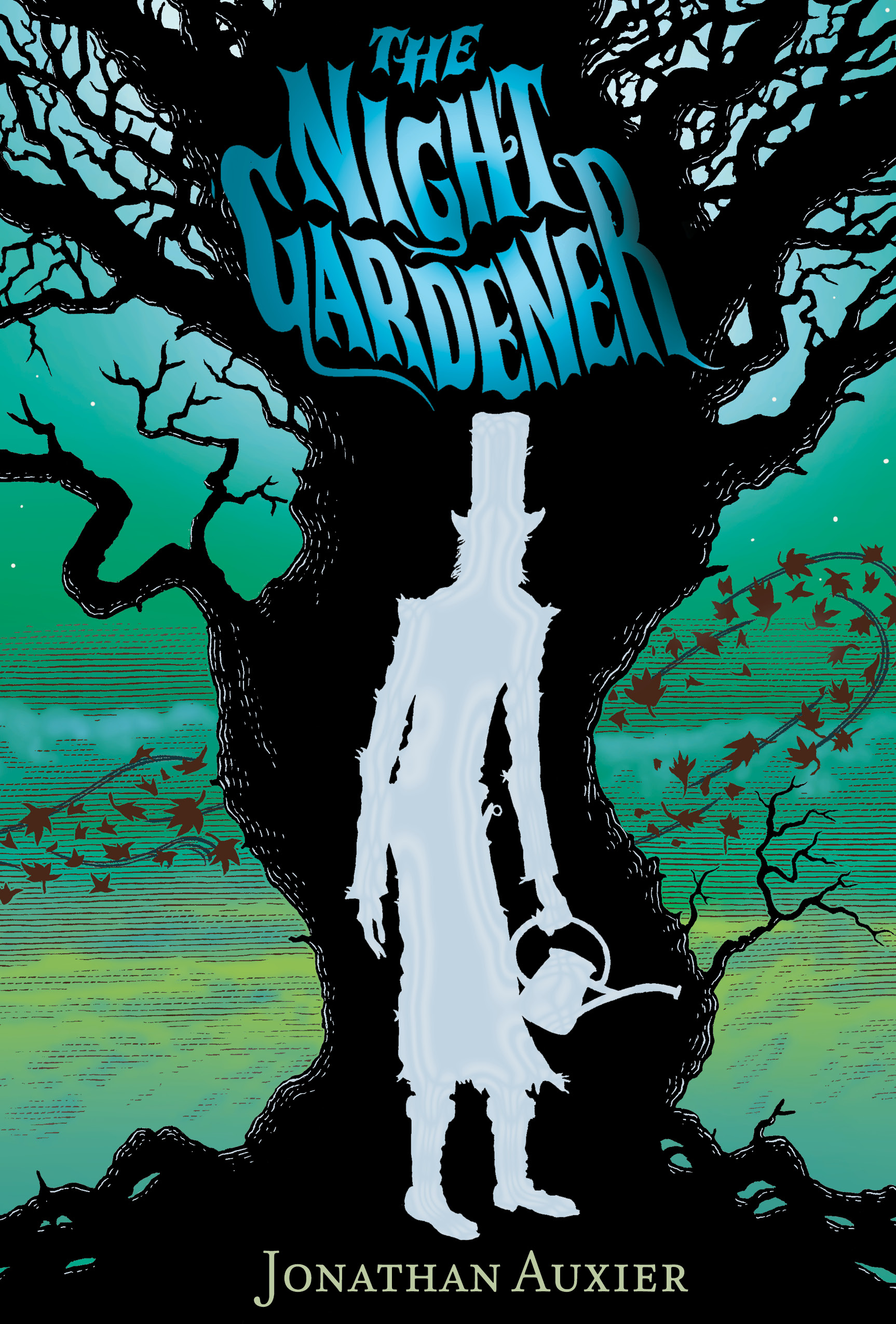 Book Cover School Reviews ~ Book review the night gardener by jonathan auxier novel