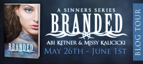 Branded blog tour