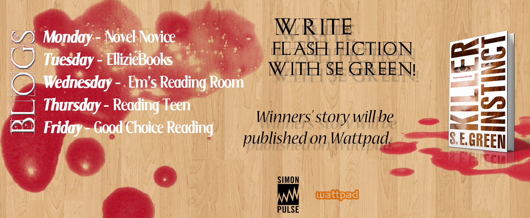 fiction writing contests 2014