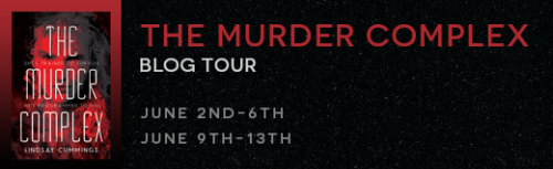 murder complex blog tour