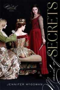 maid of secrets pb