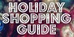 holiday shopping guide sidebar