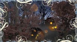 shadow lantern halloween