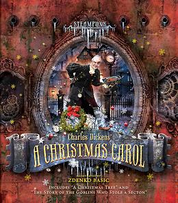 steampunk christmas carol
