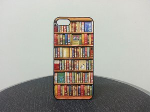 book shelf phone case