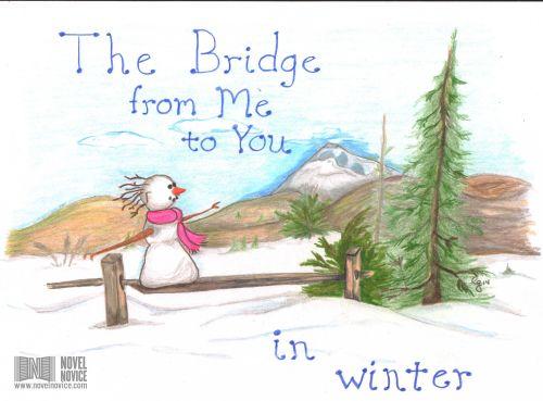 bridge from me to you snowmen_nn