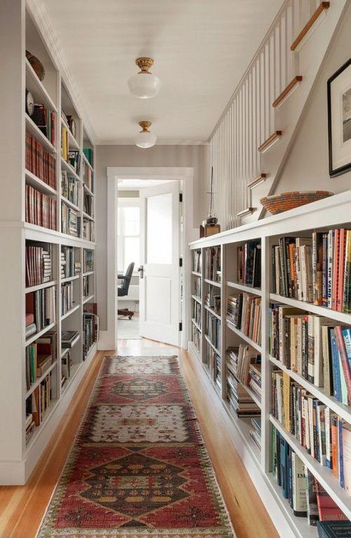 hallway books