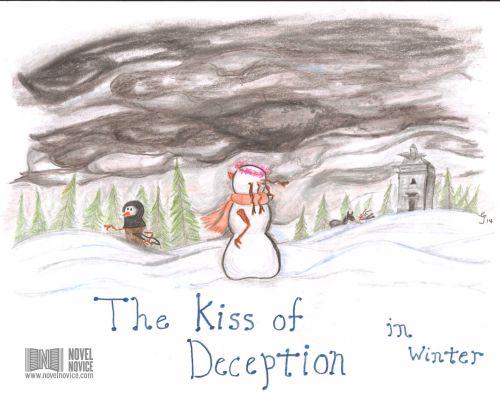 kiss of deception snowmen_nn