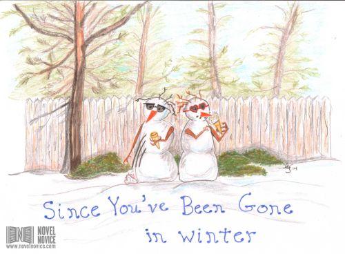 since you've been gone snowmen_nn