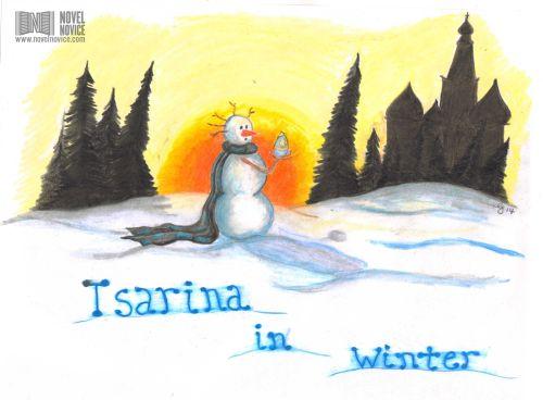 Tsarina snowmen_nn