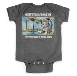 wild things onesie