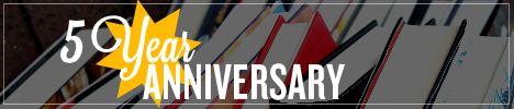 5 Year Anniversary_Banner