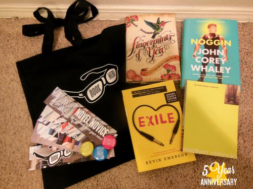 contemporary favorites prize pack