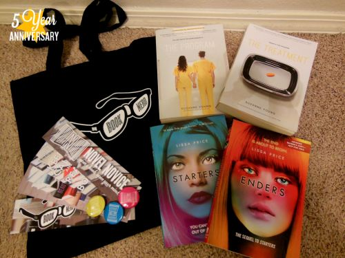 Duologies Prize Pack