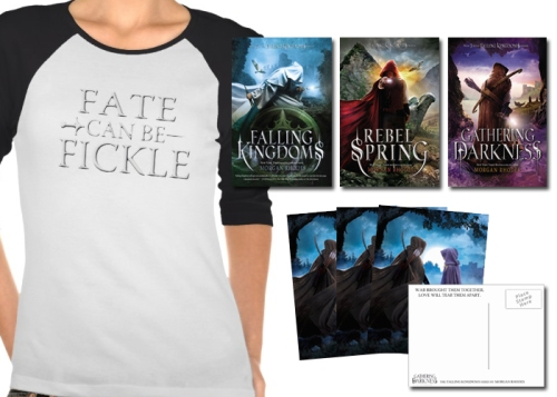 Falling Kingdoms ShirtPrizingImage