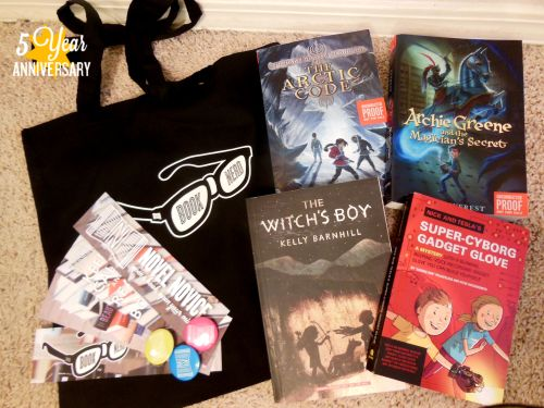 middle grade prize pack