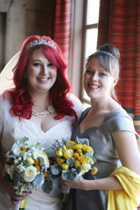 Brie is not only my best friend, but she was the maid of honor at my wedding!