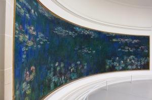 orangerie-monet water lilies