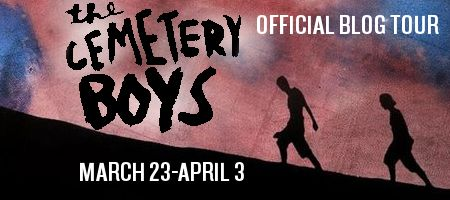 Cemetery Boys Blog Tour Banner