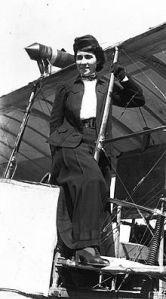 Thérèse Peltier, First Woman to Pilot an Aircraft