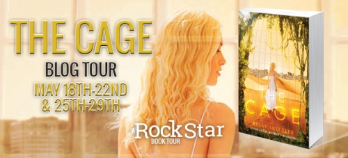 the cage blog tour