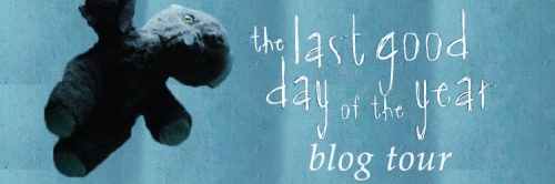 The Last Good Day of the Year blog tour banner