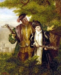 anne and henry hunting