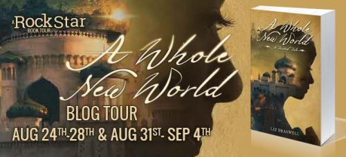 AWholeNewWorld blog tour