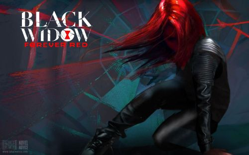 Black Widow Wallpaper1