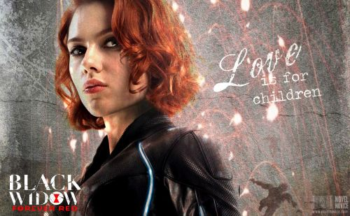 Black Widow Wallpaper3